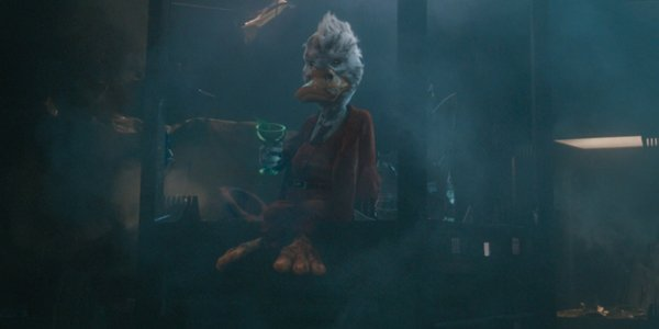 Howard The Duck Marvel Guardians Of The Galaxy