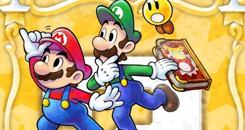 Mario Luigi Paper Jam Bros Gamesradar