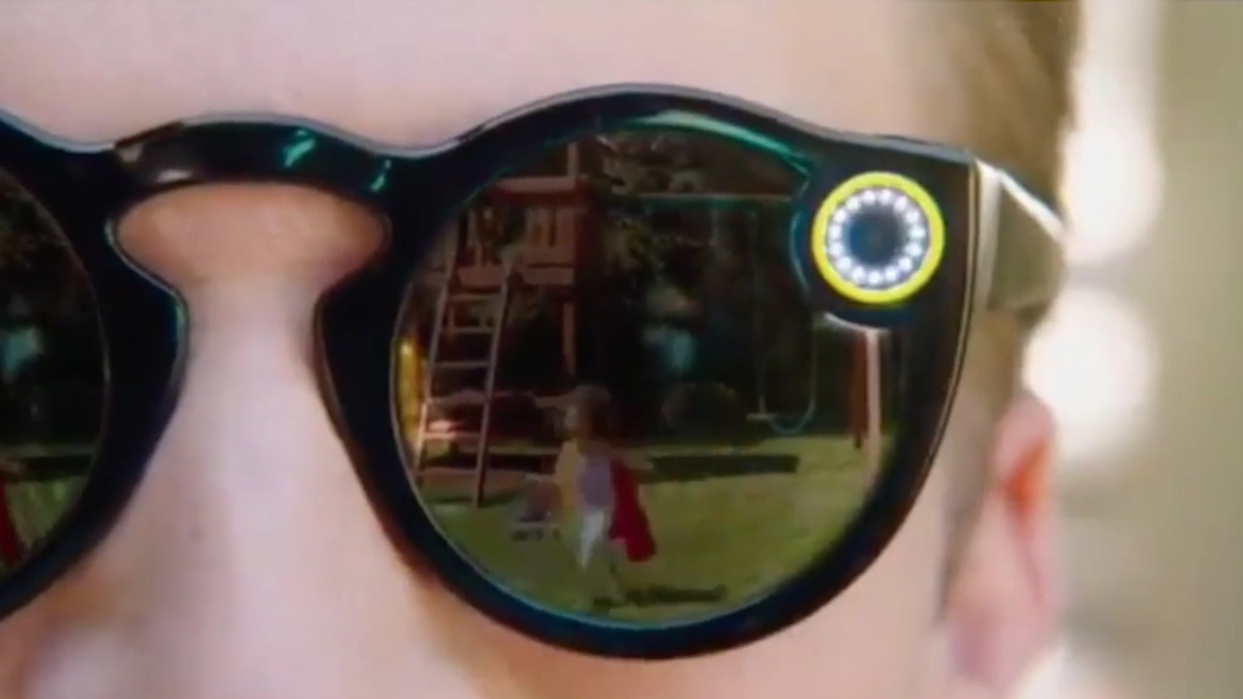 f270f6a8059b Here are the Snapchat  Spectacles  that put a Snap camera in your sunglasses