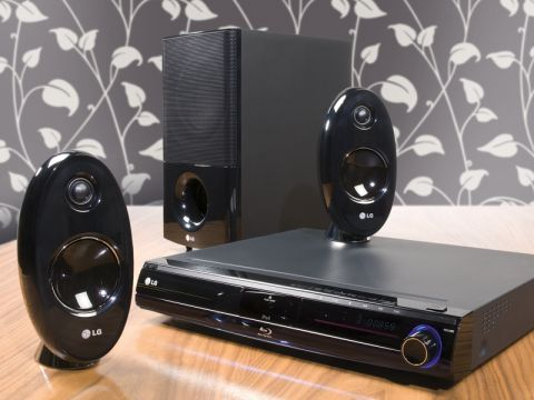LG HB354BS 2.1 Blu-ray system