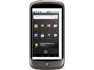 The Nexus One: not forgotten