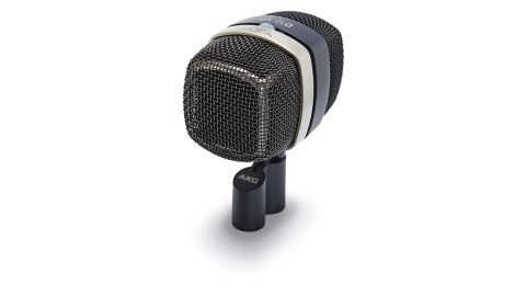 D12 VR is a reference quality bass drum mic suitable for both recording and live work