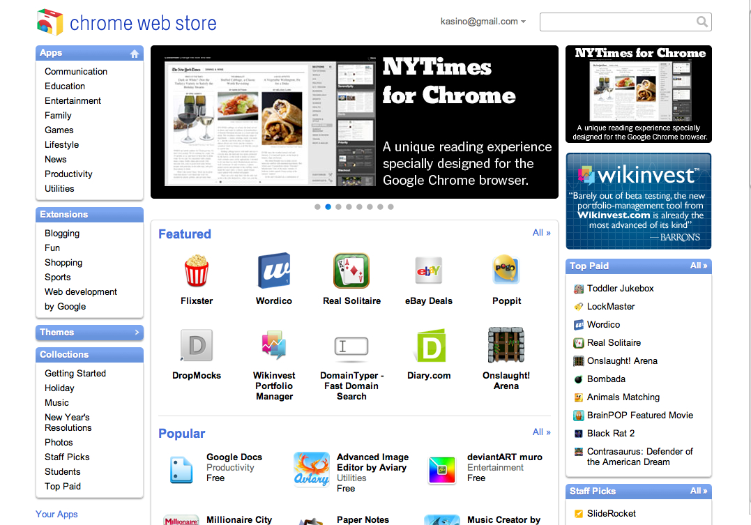 Chrome OS will not create a walled garden, says Google   TechRadar