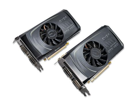 Nvidia GeForce GTX 460 SLI