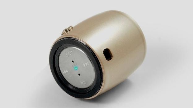 Xqisit unveils world's smallest 3-watt Bluetooth speaker | T3
