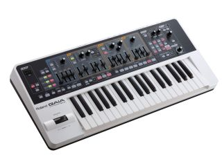 GAIA has 37 keys and weighs ten pounds.