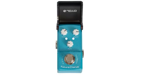 This is an all-analogue stompbox that does a nice line in 80s-style chorus sounds
