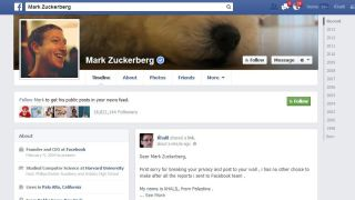 Facebook gets a taste of its own medicine as Zuck's profile hacked to report flaw