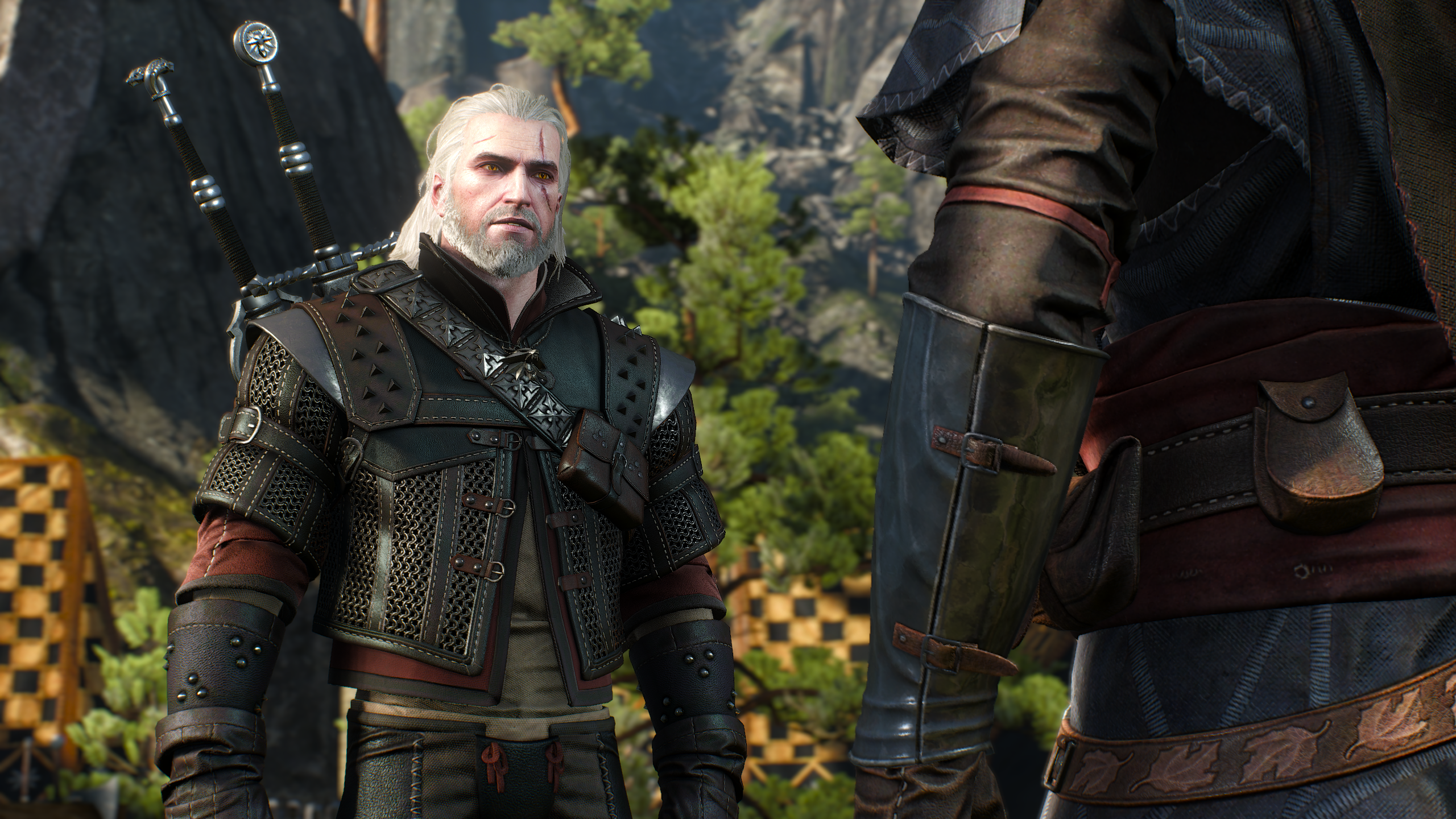 The Witcher 3 has the best armor in video games | PC Gamer