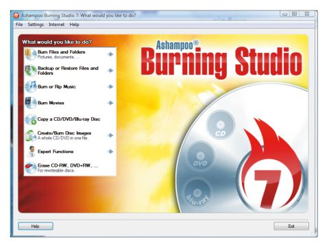 ashampoo burning studio 5