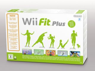 Wii Fit Plus, for the ladies...