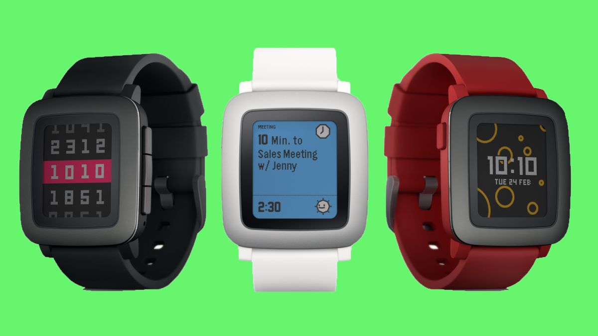 10 things you didn't know about the Pebble Time
