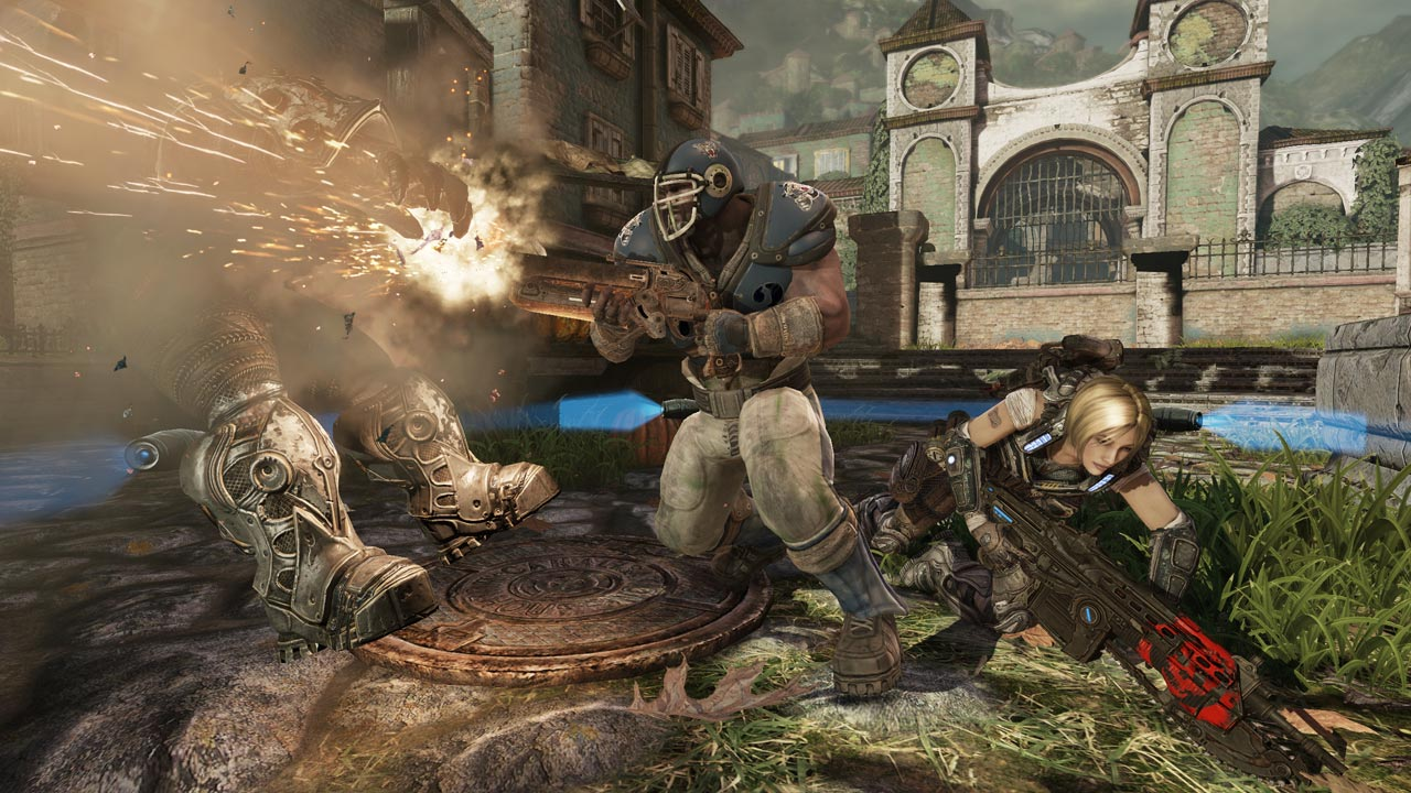 How Gears of War changed the multiplayer game - and where it ... on fallout 1 maps, call of duty mw2 maps, crackdown 1 maps, halo 1 maps, bioshock 1 maps, cod black ops 1 maps, grand theft auto 1 maps, resident evil 1 maps, dead space 1 maps, borderlands 1 maps, gears of war judgement maps, call of duty 4 maps, unreal 1 maps, modern warfare 1 maps, star wars battlefront 1 maps, gears of war 4 maps, devil may cry 1 maps, gears of war 2 maps, battlefield 1 maps, portal 1 maps,