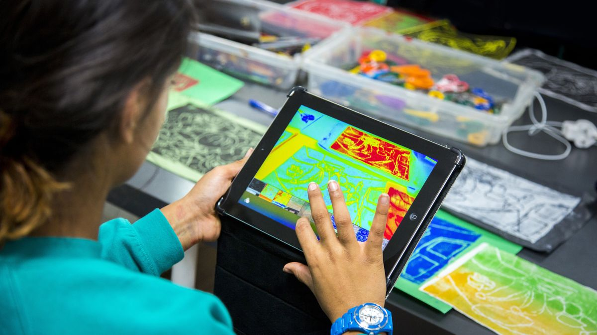 An Apple for teacher: how tablets are changing education