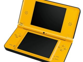 Say yellow to the new DSi XL colours
