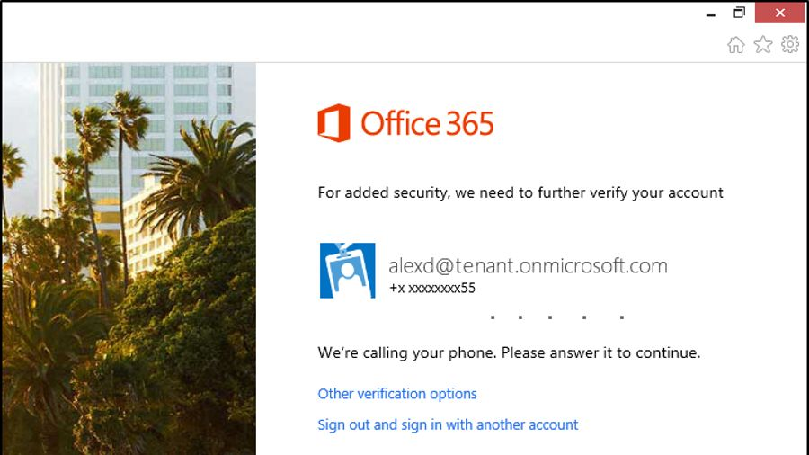 Microsoft Bolsters Office 365 Security With Multi Factor