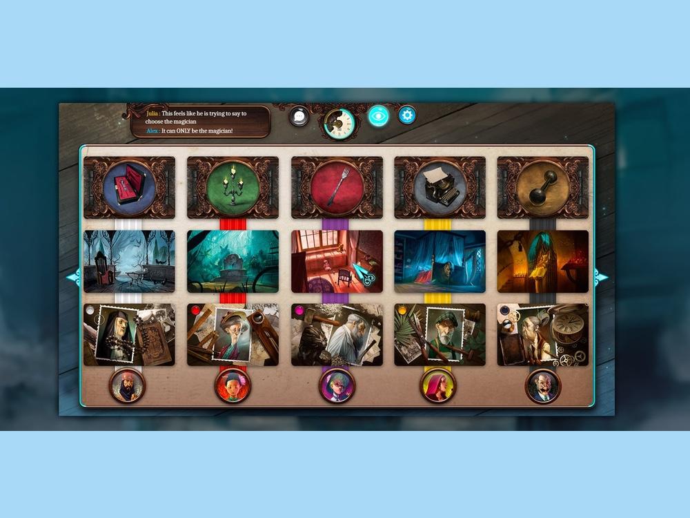 best party apps: mysterium