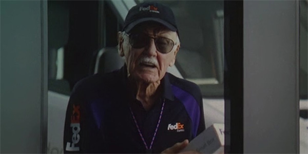 Stan Lee Captain AMerica: Civil War