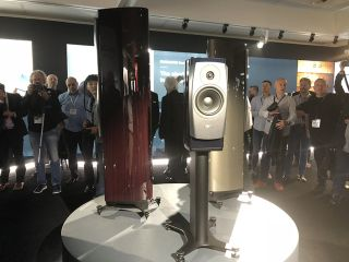 Dynaudio previews revised Confidence speaker range at Munich