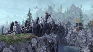 The Elder Scrolls Online Dragon Bridge