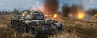 World of Tanks Chinese update