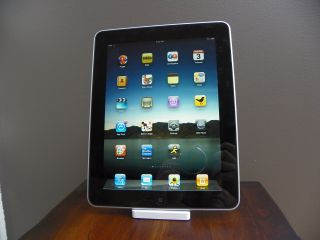 Apple iPad - not 7 inches