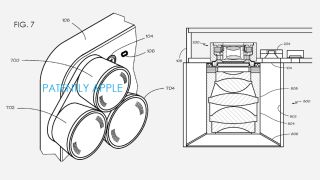 Apple Patent Magnetic Lenses