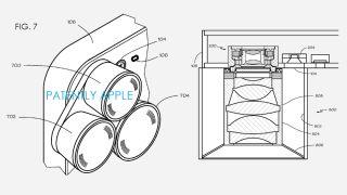 Apple Patent Magnetic Lenses