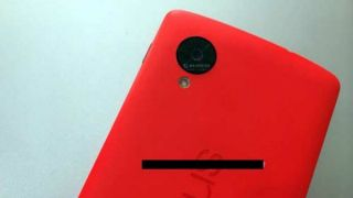 Red Nexus 5 to arrive in February?