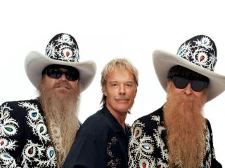 ZZ Top: it's dress down friday, ok?