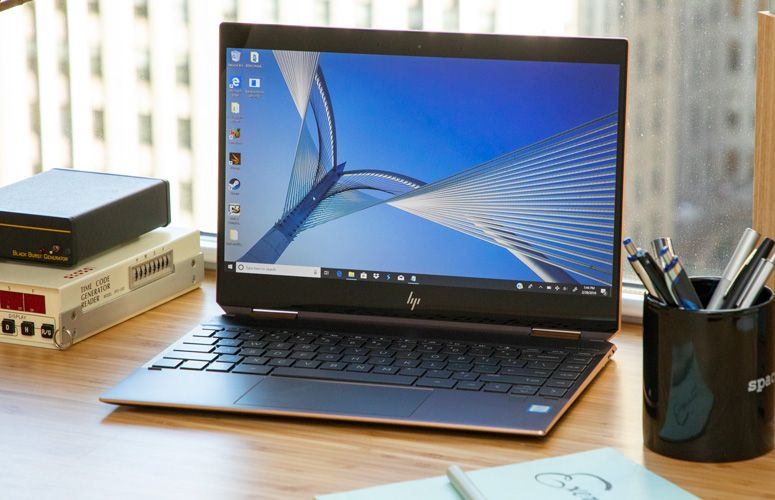 Hp Spectre X360 13 Inch 2019 Full Review And Benchmarks Laptop Mag