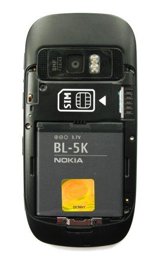 Sizzling Hot Nokia C7