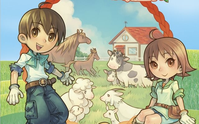 Harvest Moon: Seeds of Memories takes root on PC this winter