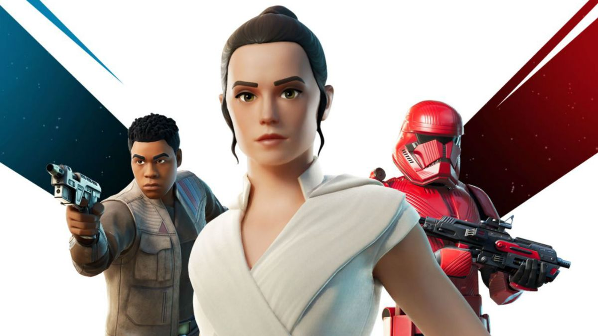 Fortnite's limited-release Star Wars loot returns for May 4th