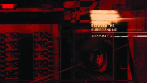 Between The Buried And Me - Automata I album artwork