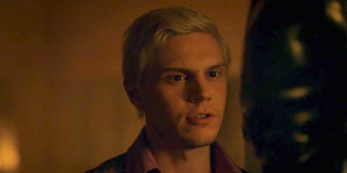 Evan Peters as Mr. Gallant