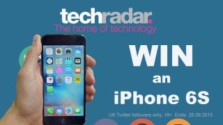 Win A Brand New Iphone 6