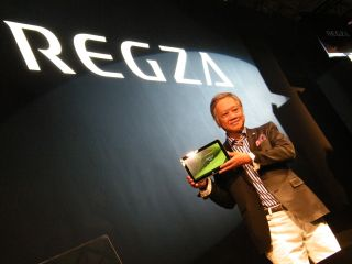 Toshiba Regza AT700 tablet announced