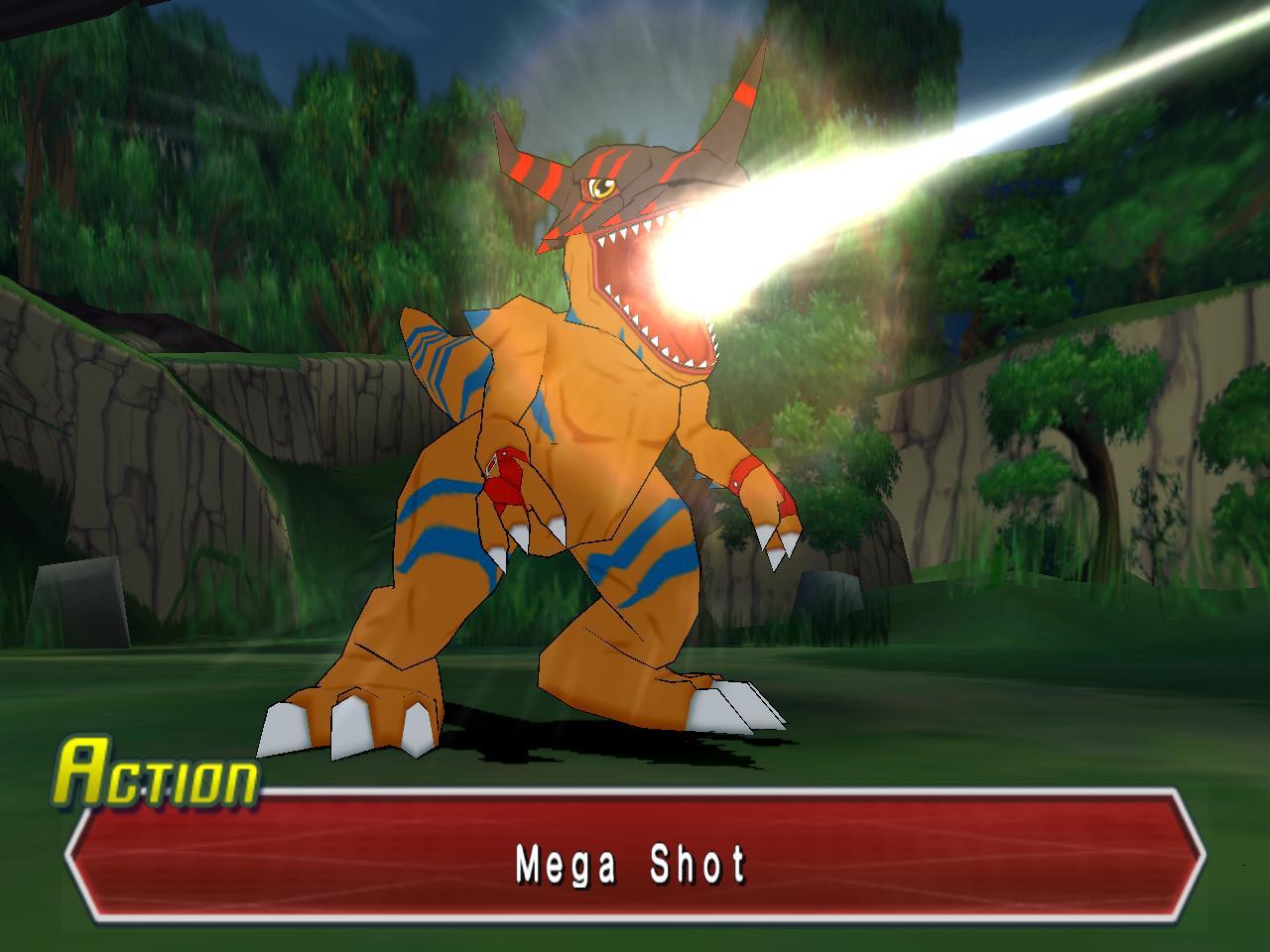 Namco Bandai announces trio of Digimon games | GamesRadar+