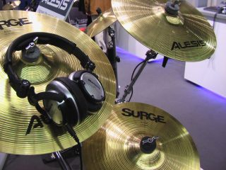 From MusicRadar s second Surge encounter at Musikmesse 2008