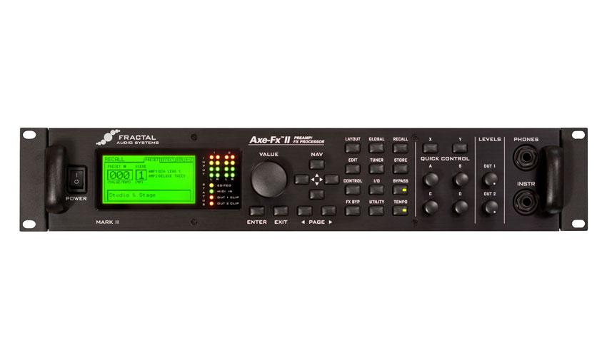 Fractal Audio Systems Axe-Fx II Mark II | MusicRadar