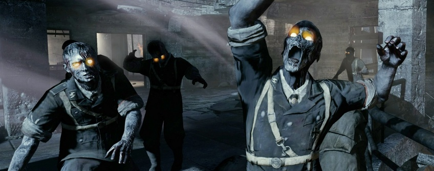Call of Duty: Black Ops Rezurrection screenshots put zombies in space | PC  Gamer