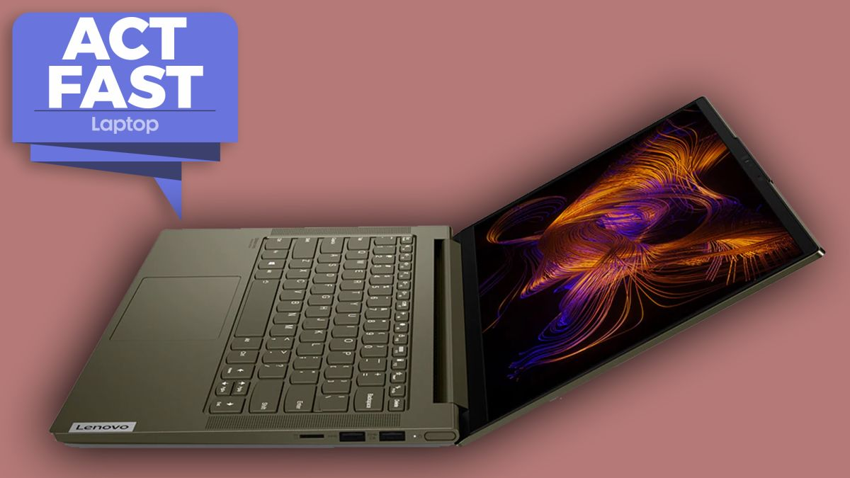 Act fast! Lenovo IdeaPad Slim 7 slashed by $210 in epic deal