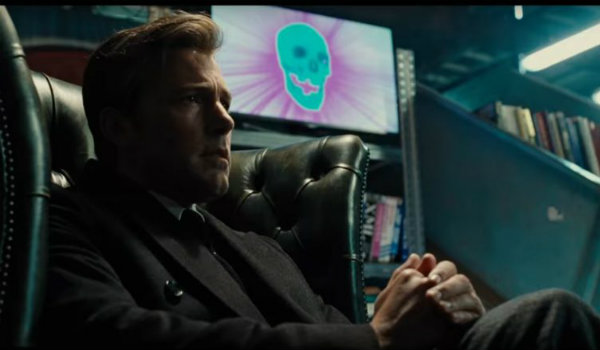 Justice League Bruce Wayne Recruits Flash