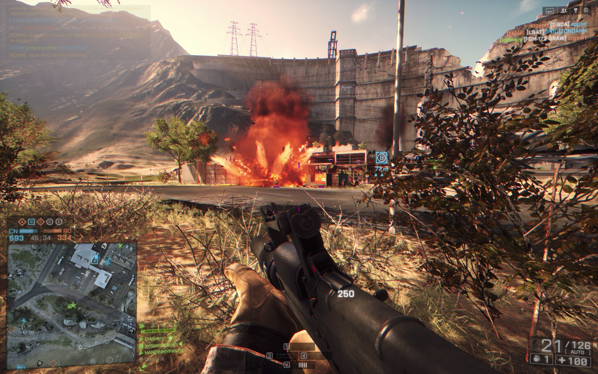 Battlefield 4's Spring update: the most important changes