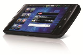 Dell Streak - now moving on up to Android 2.1