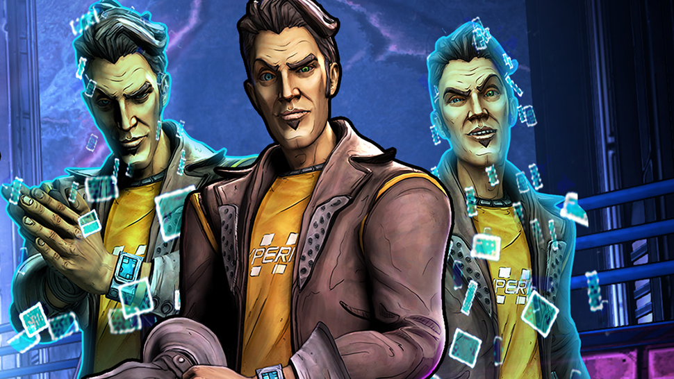 Borderlands The Pre Sequel S Dlc Lets You Play As Handsome