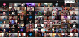 Virtual Google Educator Group Meetup Participants