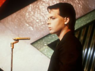 Gary Numan: worthy of his 'synth pop godfather' status.