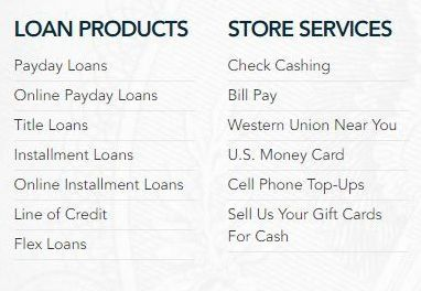 Check Into Cash Payday Loan Services Review | Top Ten Reviews